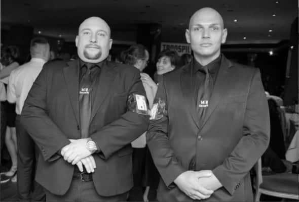 About us SIA Trained Security Officers Cambridge Security Service Cambridge MIB Security Cambridge